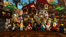 Lego Minifigures Online beta impressions