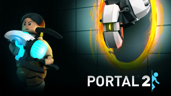 LEGO Portal is a thing, if we all want it to be