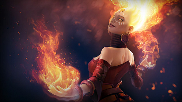 Dota 2 update adds Arcana item capable of adding visual effects to heroes