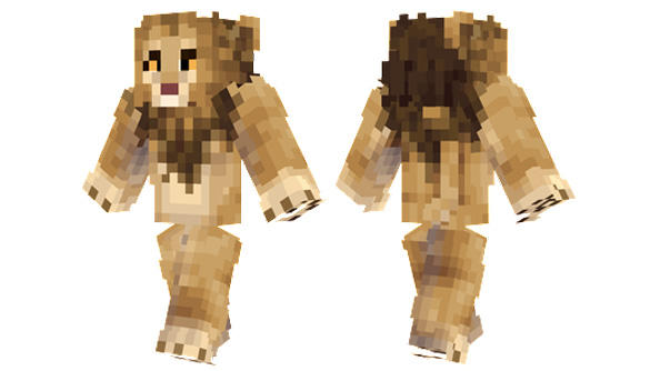 best minecraft skins lion