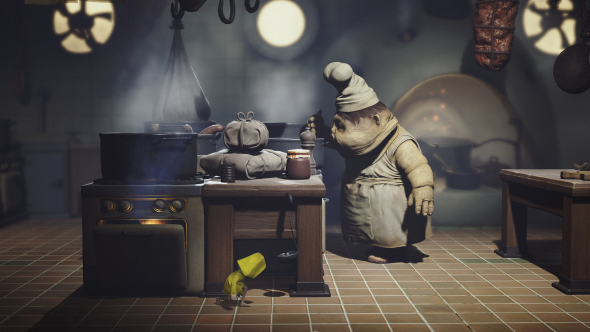 """If Little Nightmares reminds us of the real world, """"that's something we should maybe try to fix"""""""