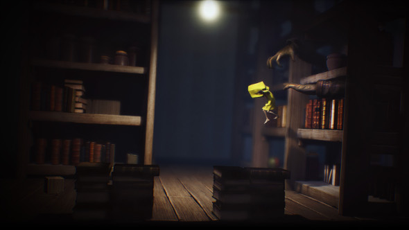 Little Nightmares library