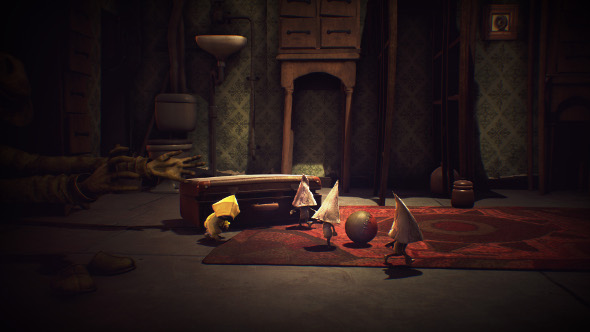 Little Nightmares preview