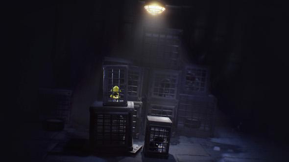 Little Nightmares prison