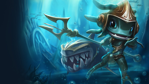 League of Legends to get items that upgrade through use rather than gold