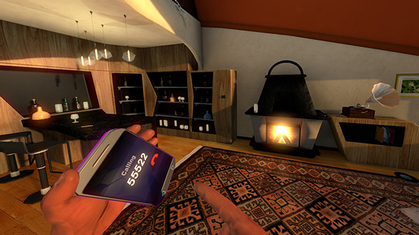 Hands on with Loading Human — the motion-controlled Oculus Rift adventure