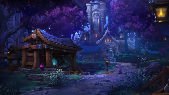 World of Warcraft Patch 6.1 Alliance