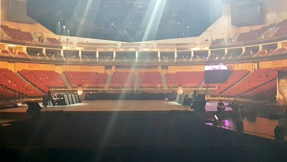 LoL Chinese Worlds Qualifier Arena