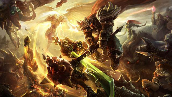 "Colleagues ""had to work with the FBI on [internet] threats"" says Riot design director"