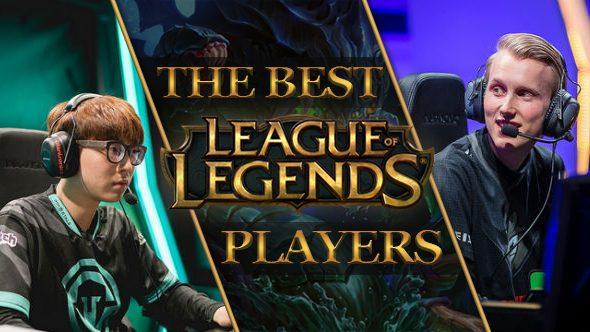Best LoL players
