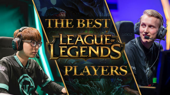 Best LoL players