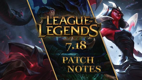 League 7.18
