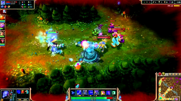League of Legends is getting harsher anti-feeding measures
