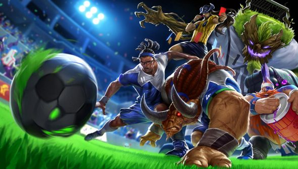 League of Legends World Cup