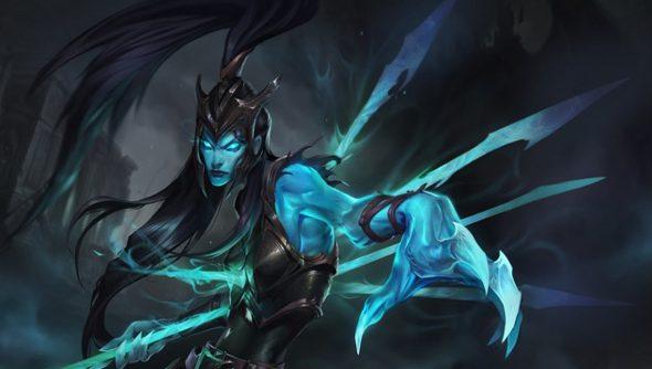 League of Legends Kalista
