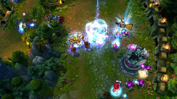 Riot declares war on League of Legends skin resellers