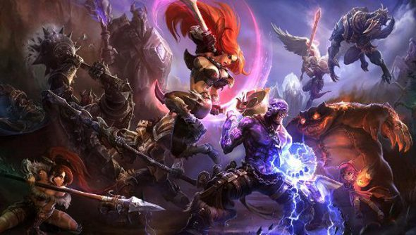 League of Legends Team Builder beta