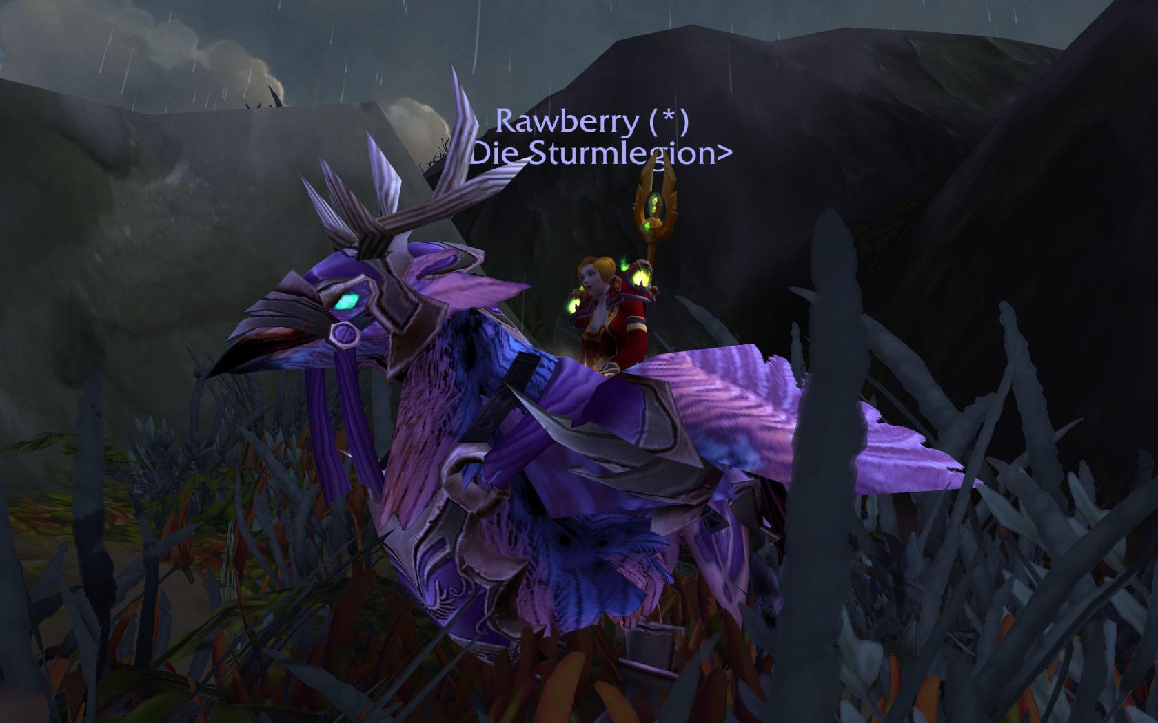 World of Warcraft's most sought-after mount, the Long-Forgotten Hippogryph, has been found