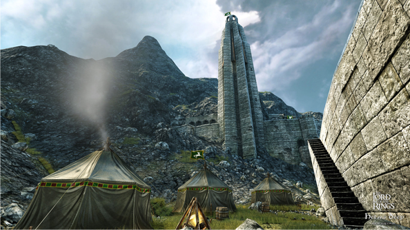 Lord of the Rings Online: Helm's Deep expansion launches a little later than expected
