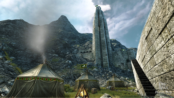 Lord of the Rings Online Turbine Warner Brothers