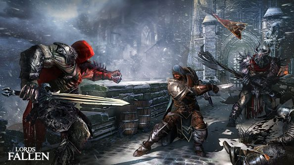 What The Witcher 2's senior producer did next: Lords of the Fallen