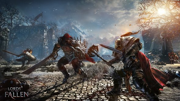 Lords of the Fallen not a Dark Souls rip off