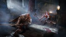 Lords of the Fallen: the return of the forward roll to pop culture.