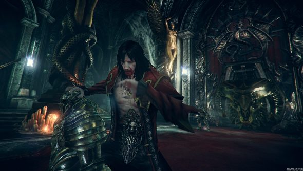 Castlevania: Lords of Shadow 2 boss on review scores