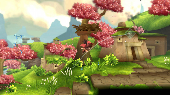 LostWinds: The Blossom Edition giveaway! Win one of 20 copies of this colourful metroidvania, worth $14.99!