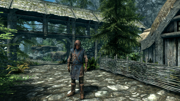 Skyrim Special Edition PC low settings
