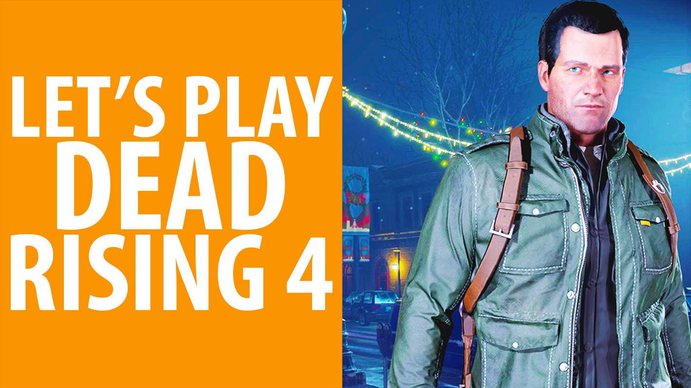 Watch as we turn hundreds of zombies into red sloppy mush in Dead Rising 4