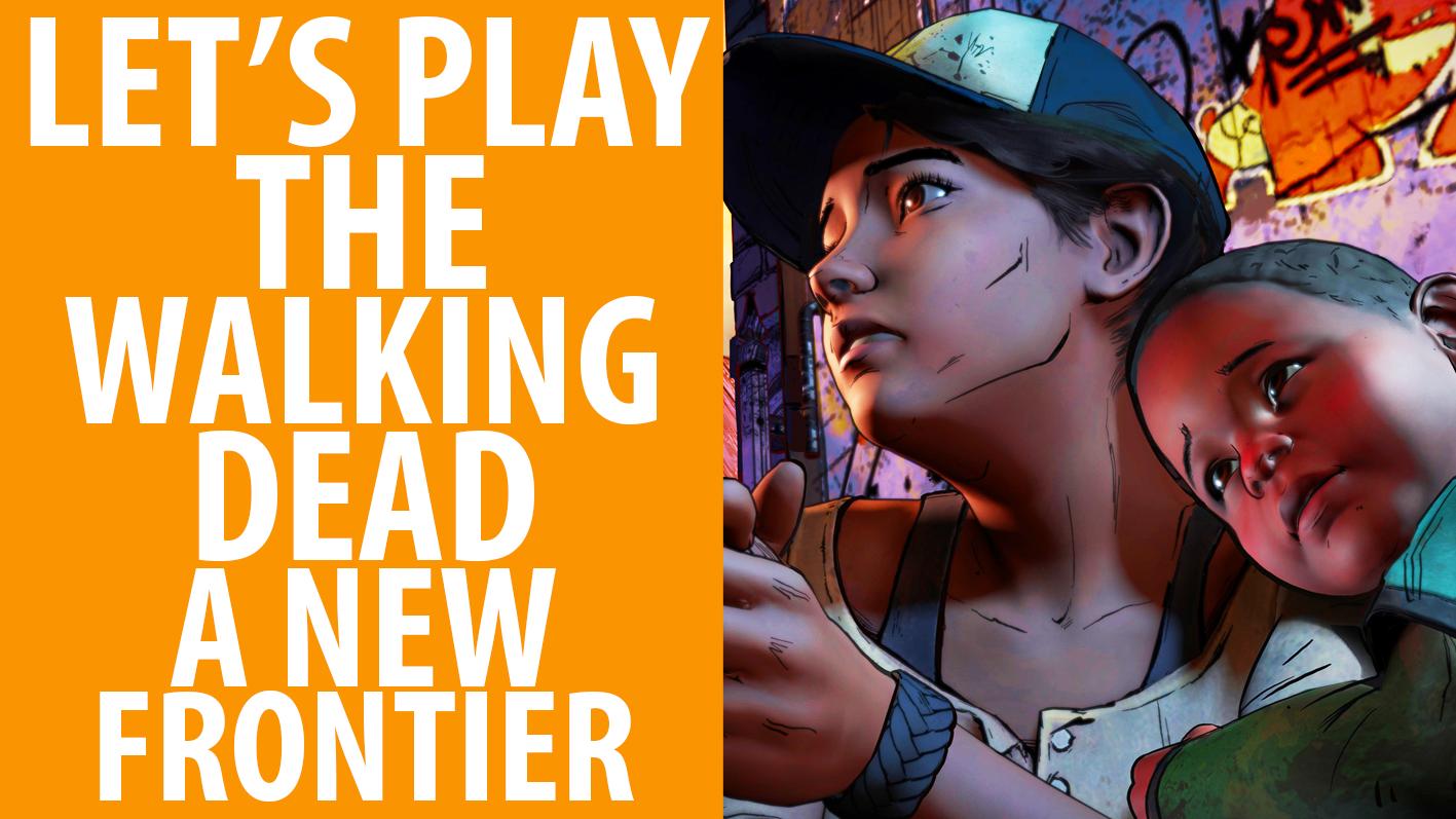 Let's Play The Walking Dead season 3 episode 1