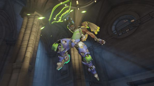"""""""Lucio highlight"""""""