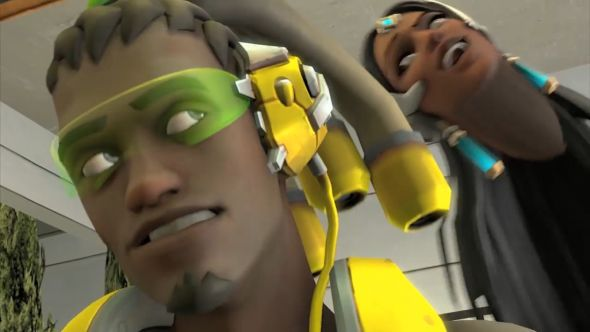 an overwatch animated short is being made for lucio  according to voice actor