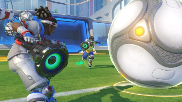 Lucio Ball in winter: Overwatch's seasonal events may become custom games in the future