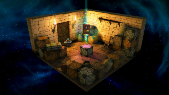 Lumo is a love letter to isometric games, Your Sincair and Super Mario Galaxy