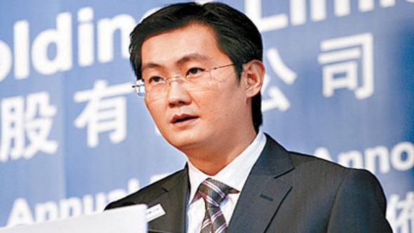 Tencent Ma Huateng