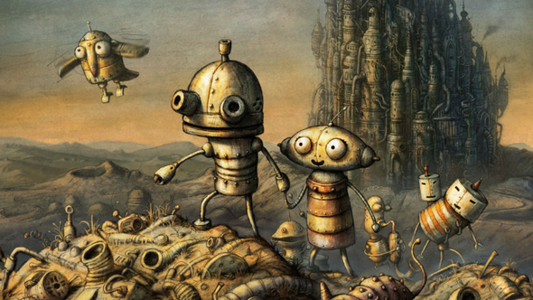 Machinarium's gorgeous new remaster is available now