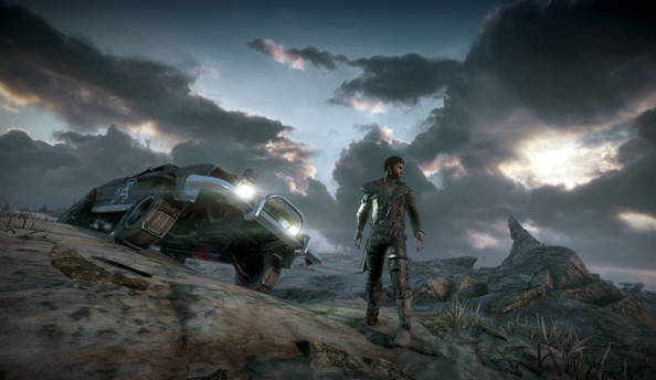 Mad Max announcement trailer introduces a wide-open world from the makers of Just Cause