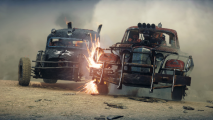 Mad max Strongholds
