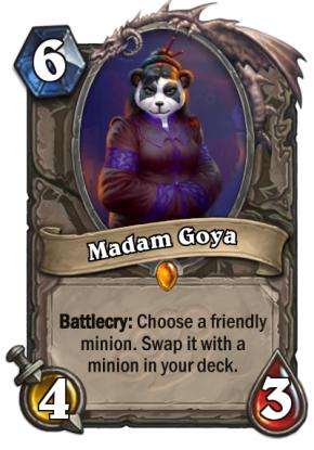 Madam Goya