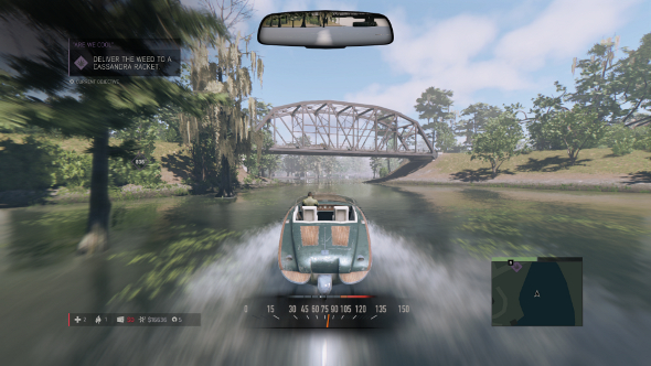 Mafia 3 PC review vehicle