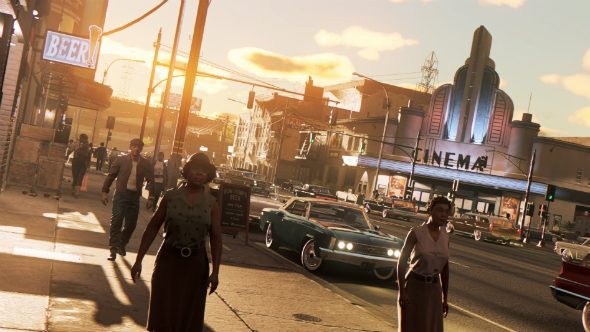 Mafia 3 Is The First Triple A Game That S Comfortable Depicting