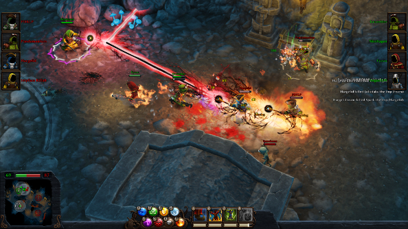 Magicka: Wizard Wars enters open beta; celebrates by forcing wizards to kill each other underground
