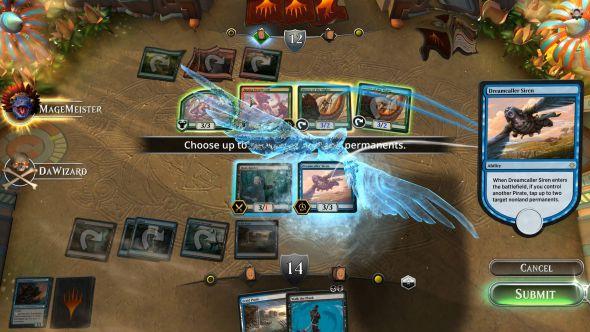 Magic: The Gathering Arena siren