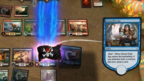 Magic: The Gathering Arena pirates