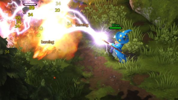 Magicka: Wizard Wars hands-on: death is on your side