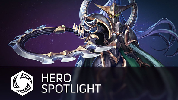 maiev hero spotlight abilities talent