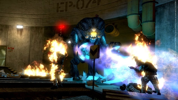 Black Mesa: new screens released of the anticiptated Half-Life remake mod