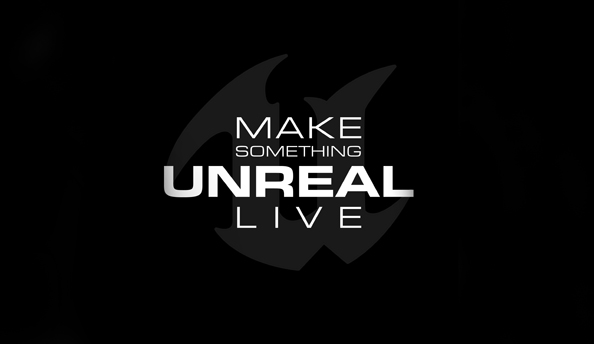 Make Something Unreal Live 2013 closing date for entries is Friday November 2nd